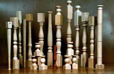 Samola sa modles d 39 objets tourns - Pieds de table bois tourne ...